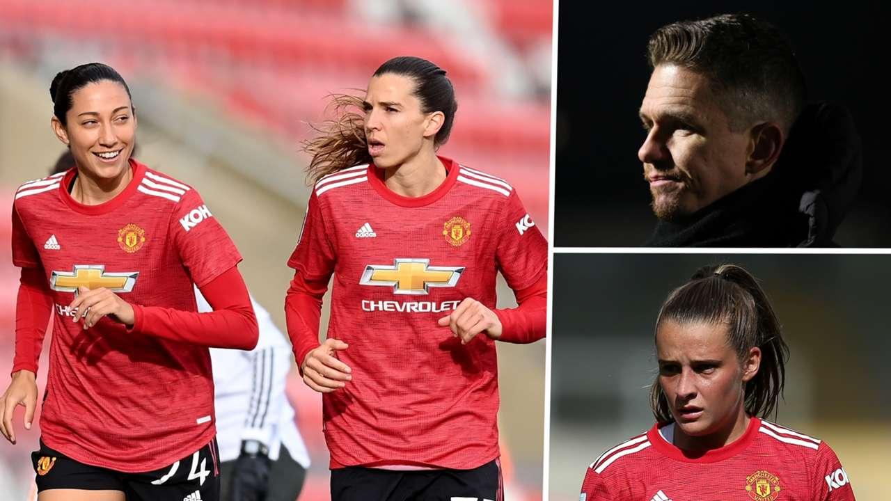 Manchester United Women composite