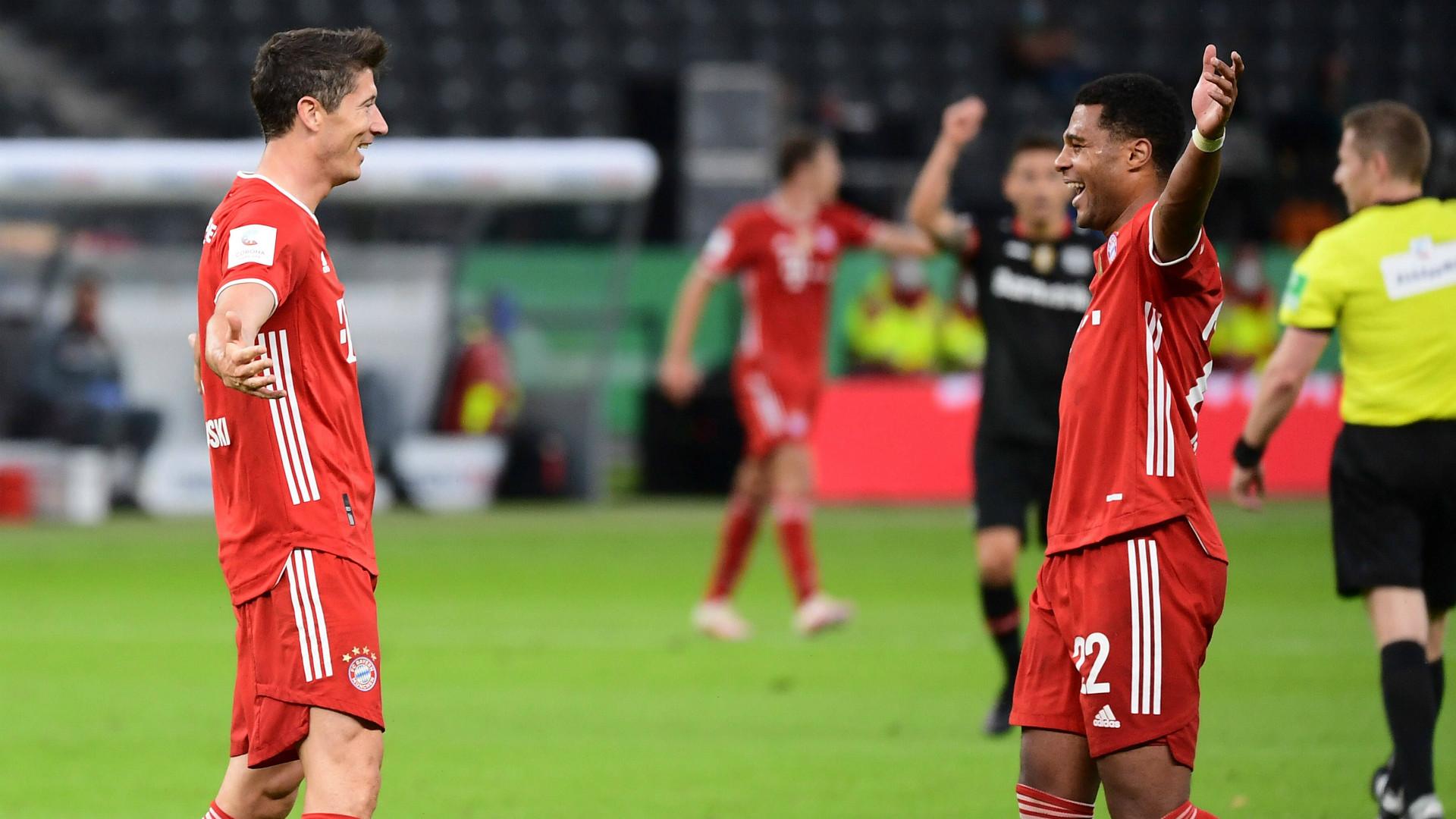 Sechs Tore Spektakel Im DFB Pokal Finale FC Bayern