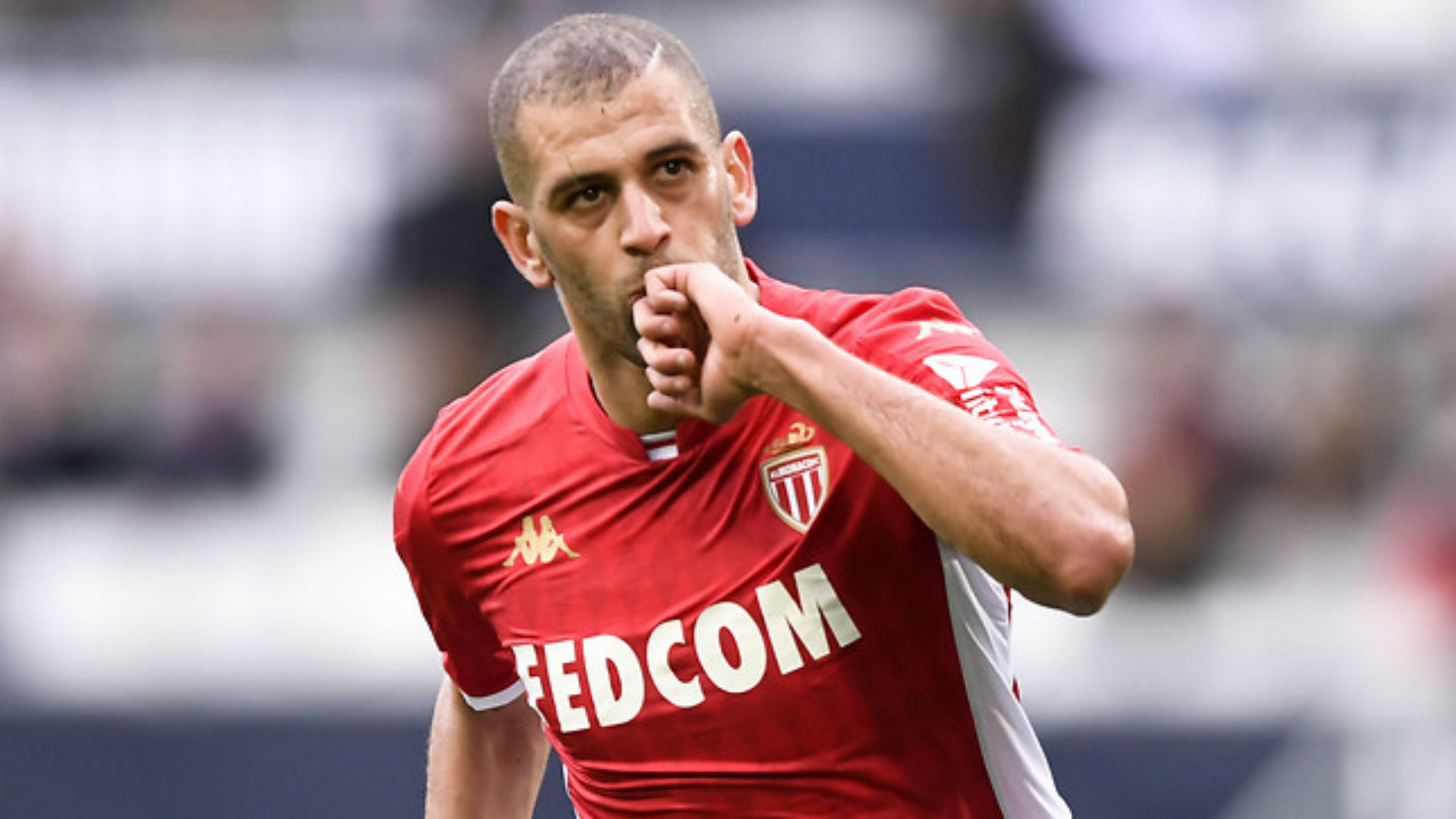 Monaco striker Slimani hailed as 'serial killer' by ex-Leicester City teammate Benalouane