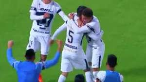 Alan Mendoza gol