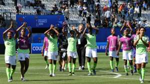 Super Falcons in France