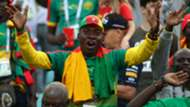 Cameroon fan - Confederations Cup 25062017