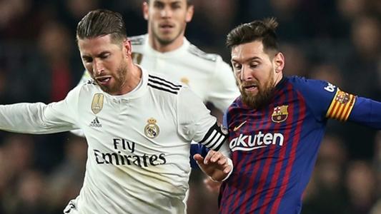 Real Madrid vs. Barcelona: Messi, Ramos, Piqué y los 10 jugadores con más Clásicos jugados | Goal.com