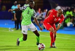 تونس - نيجيريا - وهبي الخزري