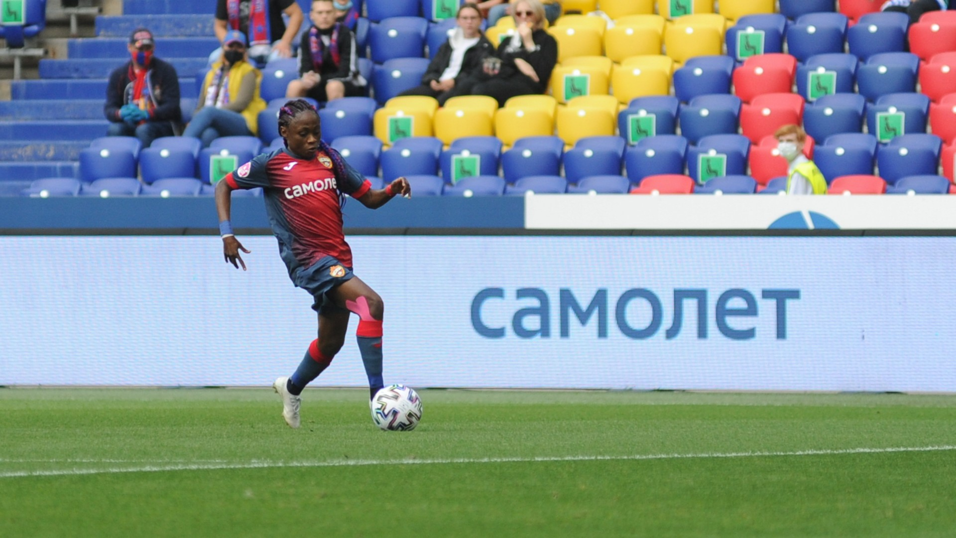 CSKA Moscow's Onguene wins Russian Superliga Goal of the Week award