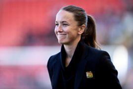 Casey Stoney Manchester United Women