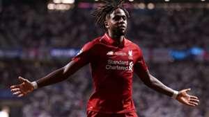 Divock Origi Tottenham Liverpool Champions League final