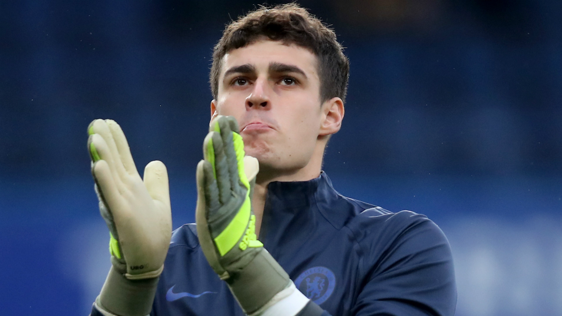 Caballero hoping Kepa stays at Chelsea amid mounting talk of exit for £71m goalkeeper