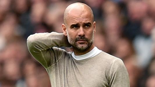 """VIDEO - ManCity-Coach Pep Guardiola bedient: """"Ist ein großer Rückstand"""""""