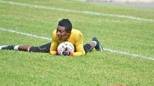 Kotoko goalkeeper Felix Annan