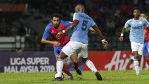 Diogo Luis Santo, PJ City FC v Johor Darul Ta'zim, Malaysia Super League, 13 Apr 2019