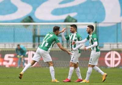 Konyaspor goal celebration 01162021