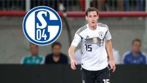 GFX Sebastian Rudy FC Schalke 04