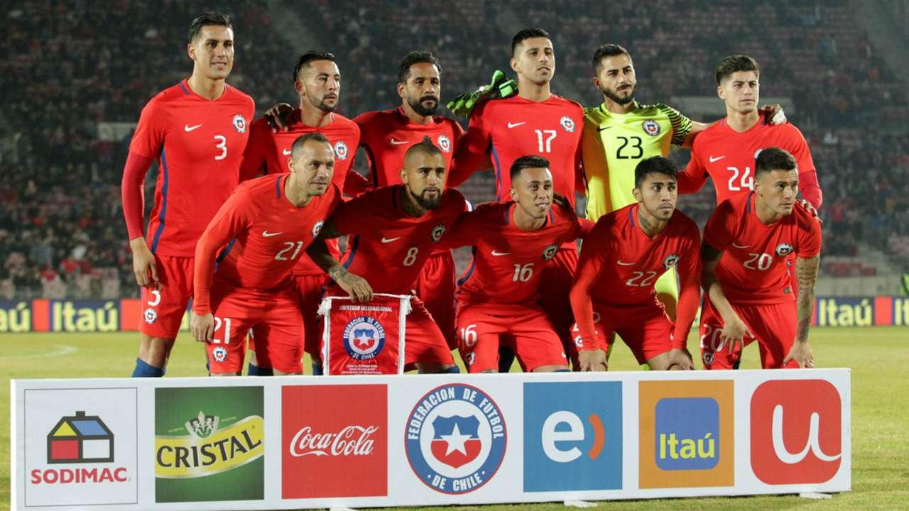 Chile Burkina Faso 03062017