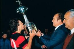 Zico Flamengo Copa Libertadores 1981
