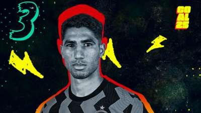 Goal 25 2020 03 Achraf Hakimi Inter Morocco