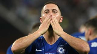 Eden Hazard Chelsea Arsenal Europa League 2019