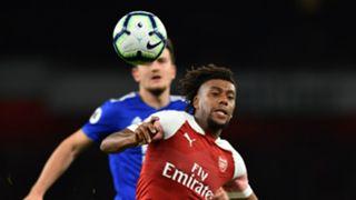 Alex Iwobi - Arsenal vs. Leicester City