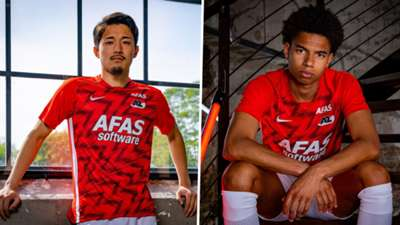 AZ Alkmaar Home Kit 2020/21
