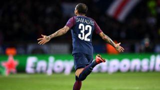 Dani Alves PSG Celtic