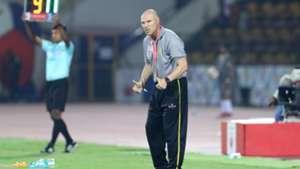 Hyderabad's Javier Gurri Lopez 'really happy' with a point against Mumbai City