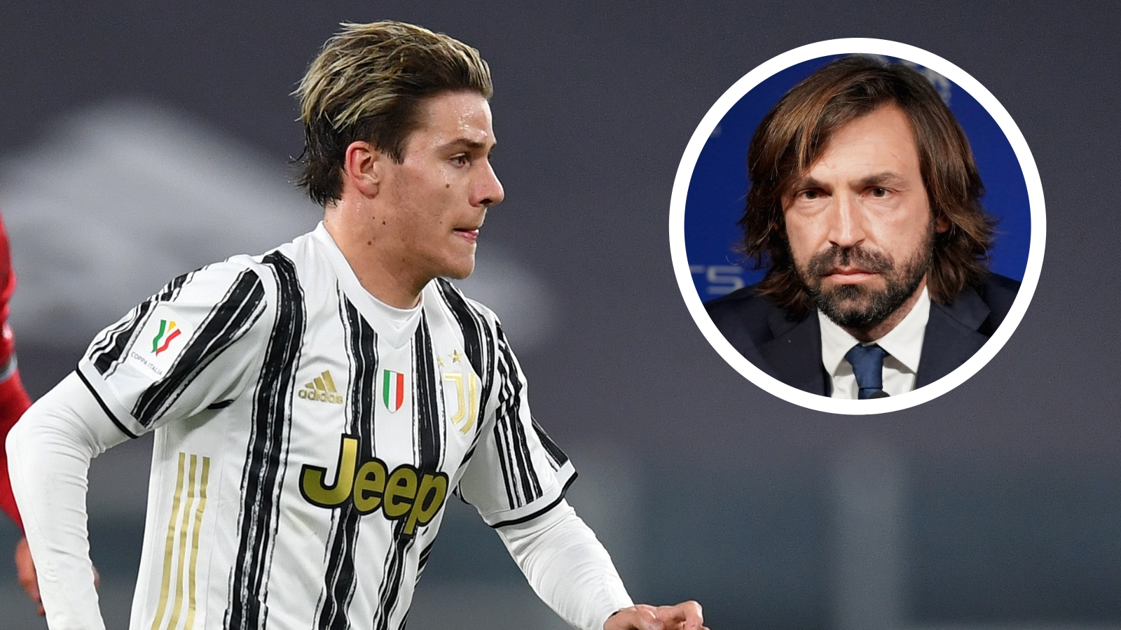 'Fagioli can be a regista' - Juventus boss predicts future Pirlo role for teenage star
