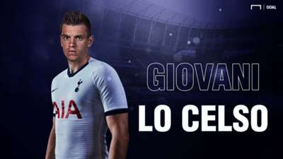 Lo Celso Tottenham