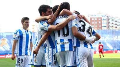 Real Sociedad Getafe 28042019