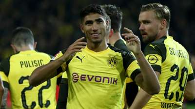 Achraf Hakimi Borussia Dortmund 2018-19