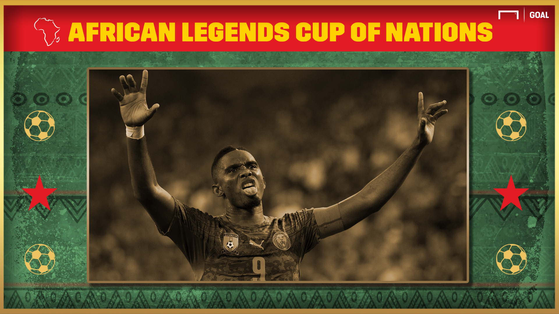 Eto'o's Cameroon & Toure's Ivory Coast: Picking a combined Dream Team