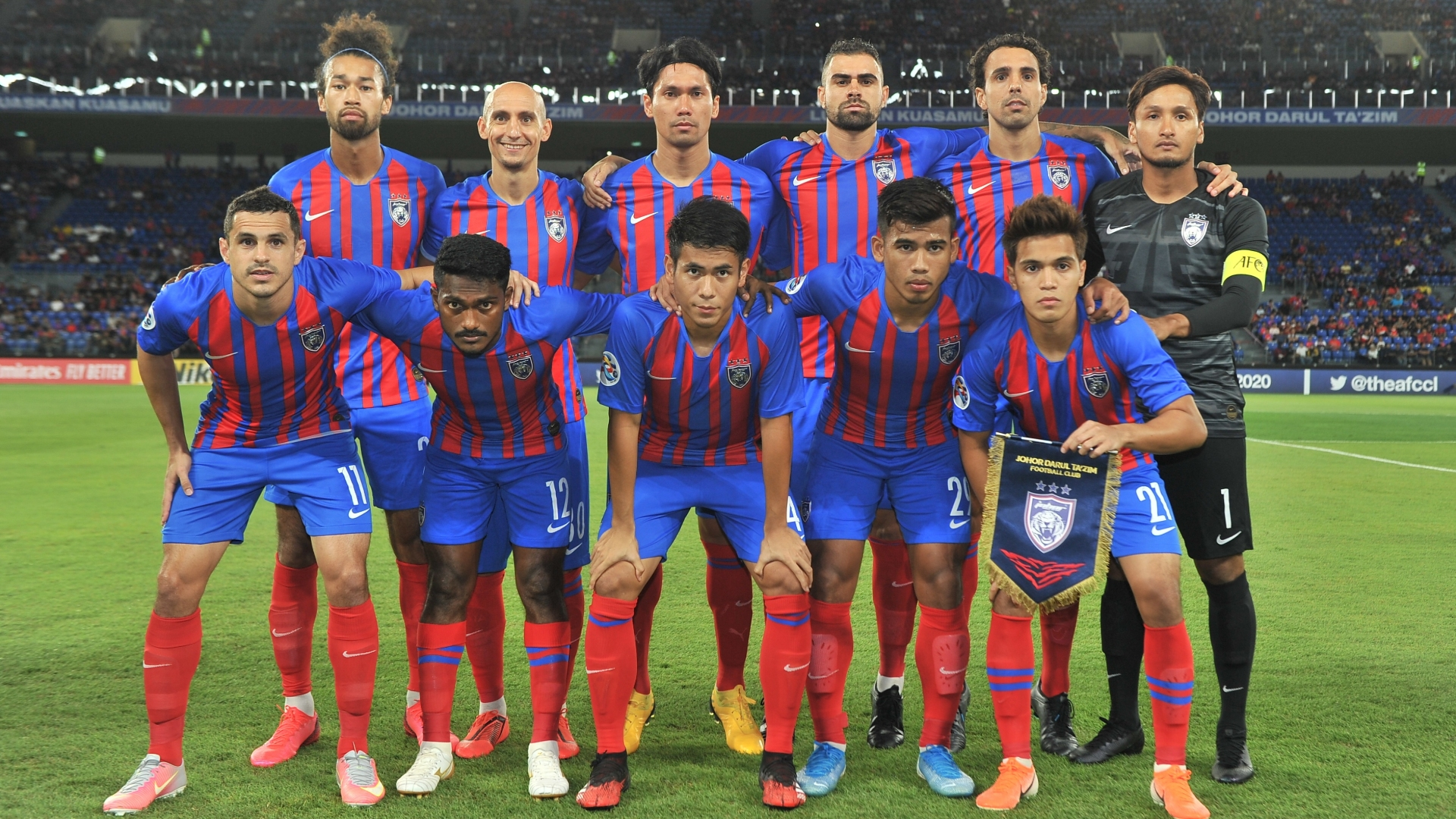 Johor Darul Ta'zim v Suwon Bluewings, AFC Champions League, 3 Mar 2020