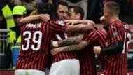 Calhanoglu Milan Lecce Serie A