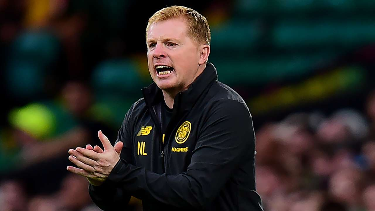 Neil Lennon Celtic 2019-20