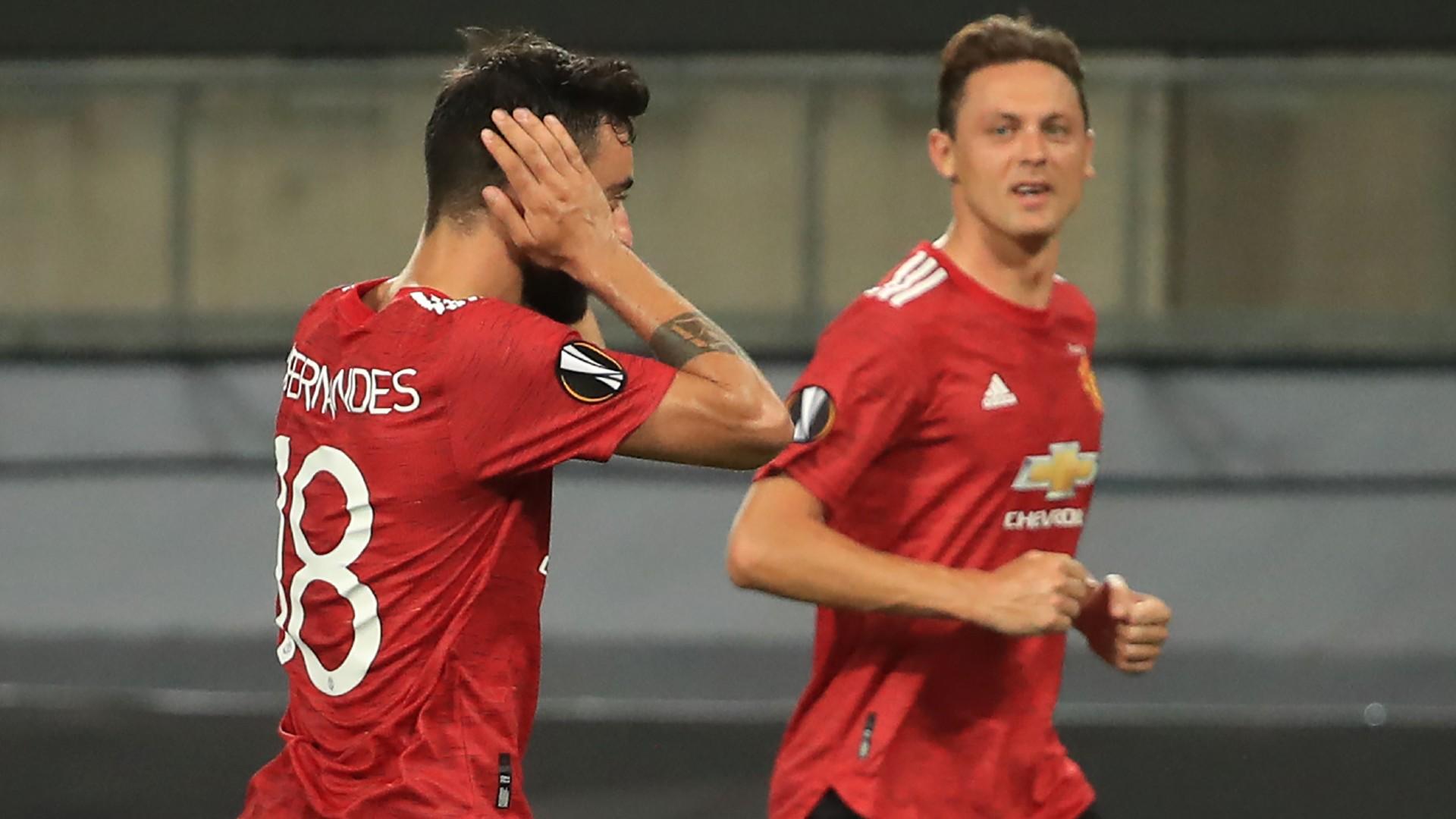 Man United, Inter Milan through to Europa League semis