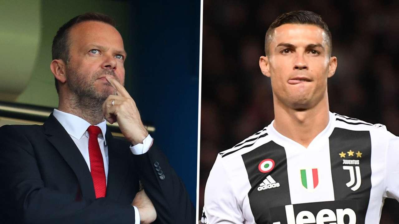 Ed Woodward, Cristiano Ronaldo