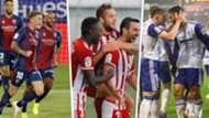 Segunda Huesca Almeria Zaragoza Liga Smartbank