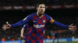GERMANY ONLY: LIONEL MESSI BARCELONA