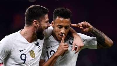 Giroud Tolisso France 17-11-2019