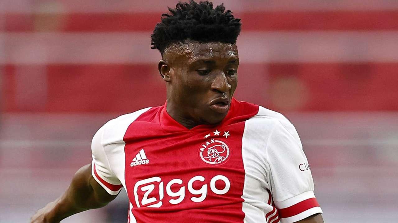 Mohammed Kudus Ajax 2019-20