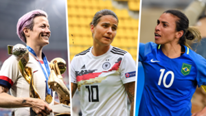 Women's Team of the Decade: Rapinoe and Marta in, Morgan out