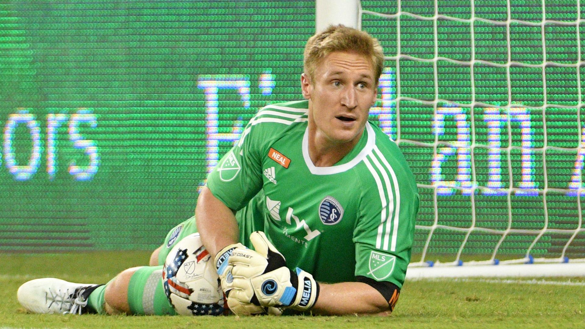 Tim Melia MLS Sporting KC 07112017