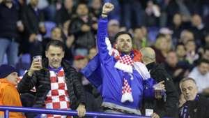 Croatia Greece WC Qualification 09112017 fans