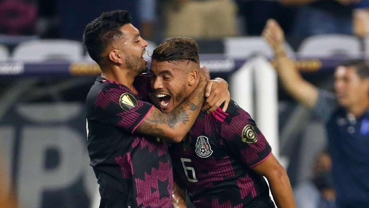 Dos Santos Mexico Gold Cup 2021