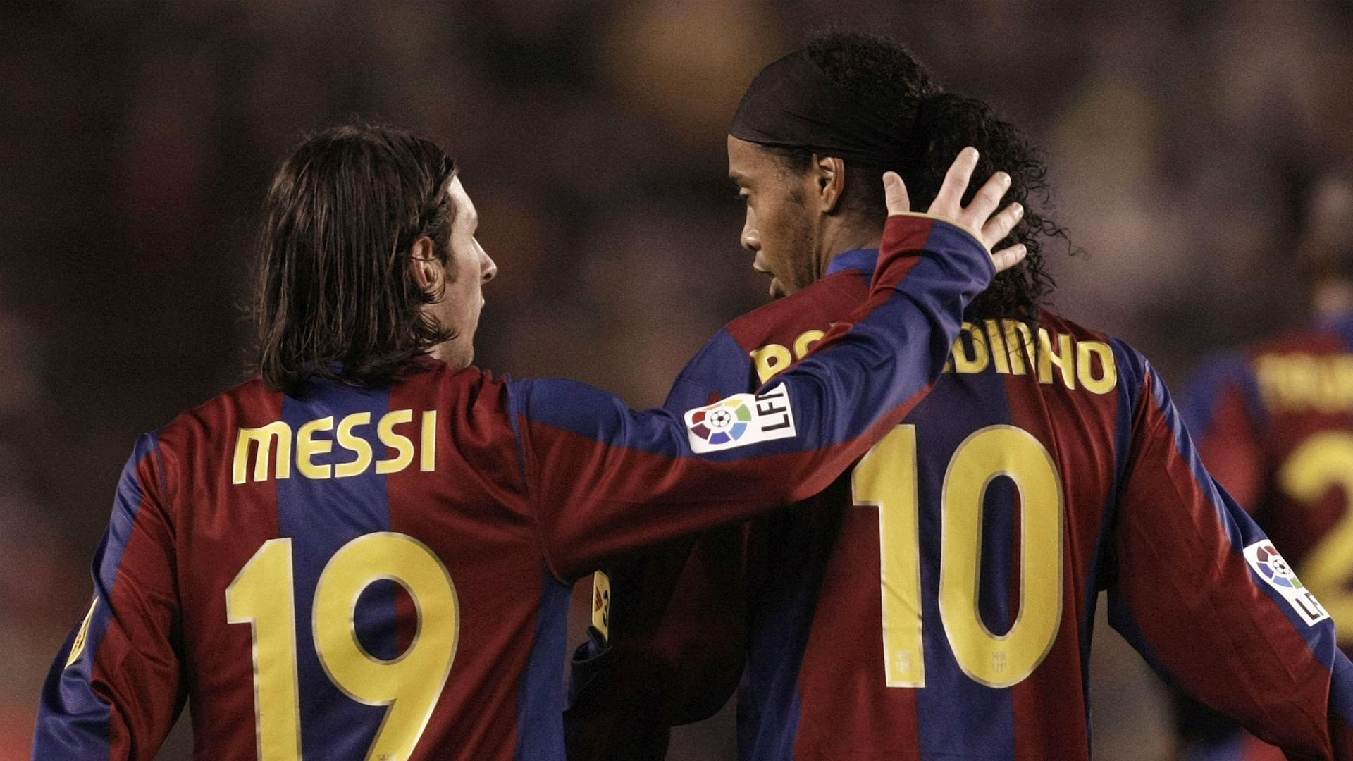 Manchester United's Shoretire emulating Messi and Ronaldinho's playing style