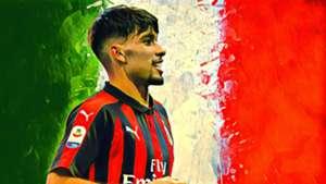 Paqueta montagem Milan 07 01 2019