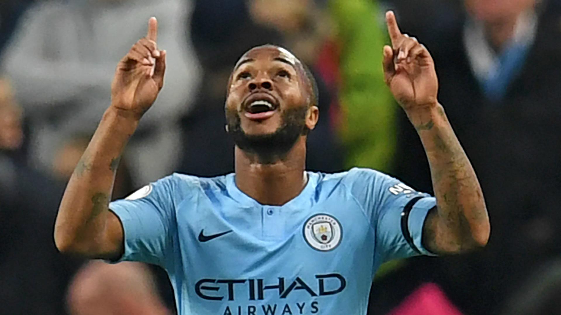 RESMI: Raheem Sterling Teken Kontrak Baru Di Manchester City | Goal.com