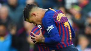 Philippe Coutinho Barcelona Real Madrid LaLiga 28102018