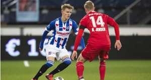 Martin Ödegaard, Heerenveen - Twente, Eredivisie, 03022018