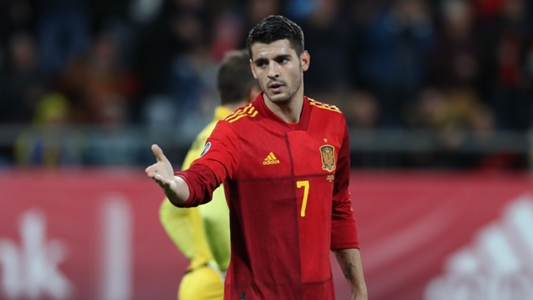 Morata admits he'll have to fight for Spain Euro 2020 spot