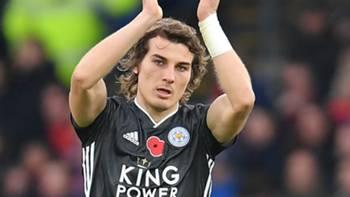 Caglar Soyuncu Leicester City 2019-20